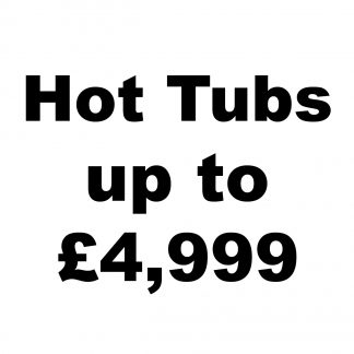 Hot tubs up to £4999